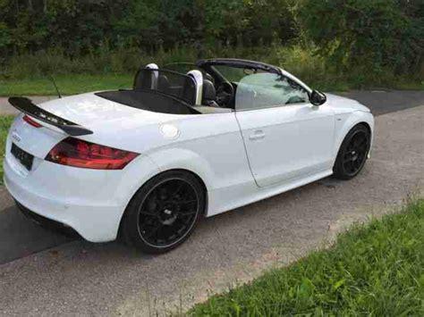 Audi Tt Roadster Kaufen by Audi Tt Roadster 2 0 Tfsi Wei 223 Tolle Angebote In Audi