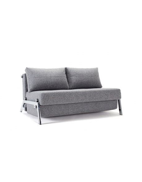 futon sofa bed uk innovation cubed chrome 140 sofa bed compact comfort uk