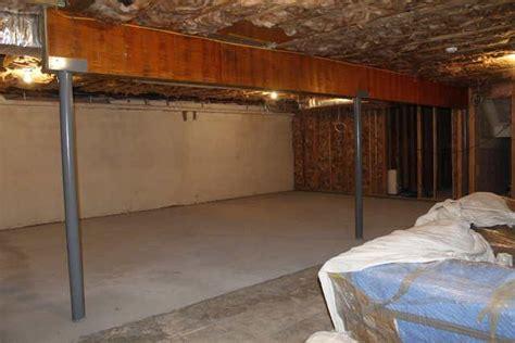 connecticut basement systems basement finishing before