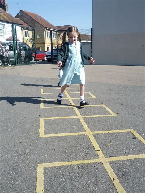 Generic Cover Letter For file hopscotch in schoolyard jpg wikimedia commons