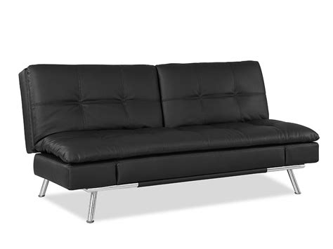 Lifestyle Futon by Matrix Convertible Sofa By Lifestyle Solutions Right