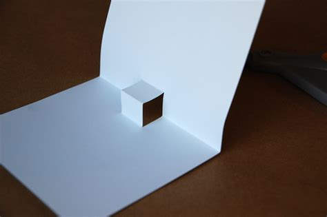 How To Make A Paper Pop Up - how to make pop up cards tinkerlab