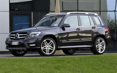 mercedes benz glk class amg styling wallpapers  hd images car pixel