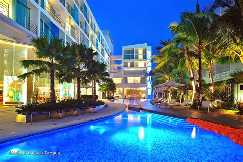 hotels  pattaya beachroad  places  stay