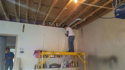 spray foam basement ceiling beers from comfenergy