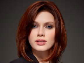 Red hair color ideas for fair skin