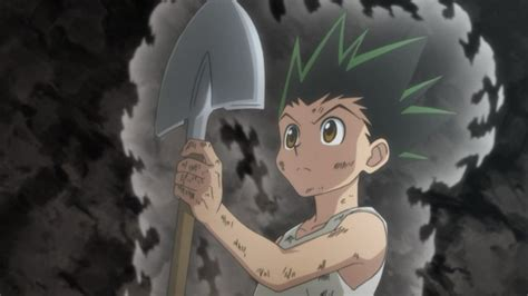 gon freeks hunter x hunter wiki fandom powered by wikia image gon ep 63 jpg hunterpedia fandom powered by wikia