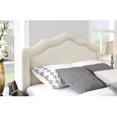 bed king upholstered headboard loccie better homes