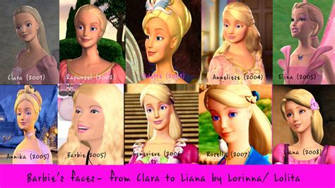 film von barbie all barbie movies quot barbies quot from 2001 2008 the princess