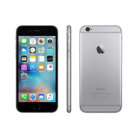 apple iphone 6 90 day warranty grade a refurbished 16gb unlocked space gray 885909950928 ebay