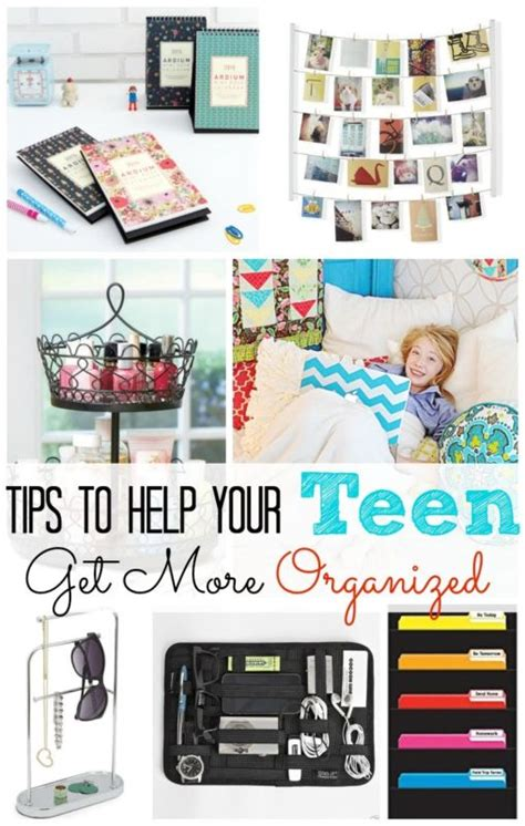 34 ideas to organize and decorate a teen girl bedroom 5 tips to help your teen get more organized ebay
