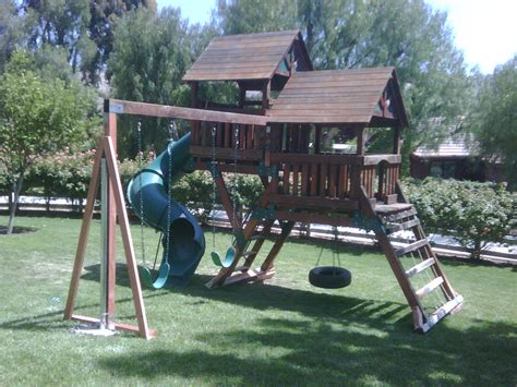 how to install swing set how to install a swing set diy repairs com houses plans