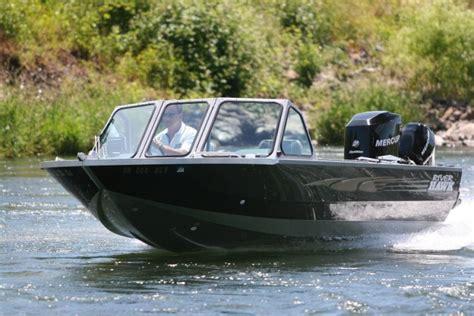 river hawk aluminum boats river skiff fishing boats bing images
