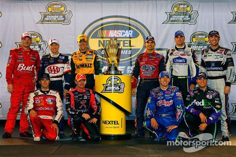 the for the nascar nextel cup drivers for 2006 dale