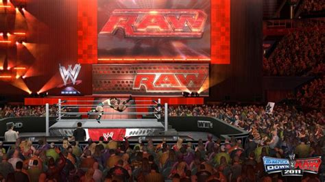wwe smackdown  raw  review gaming nexus