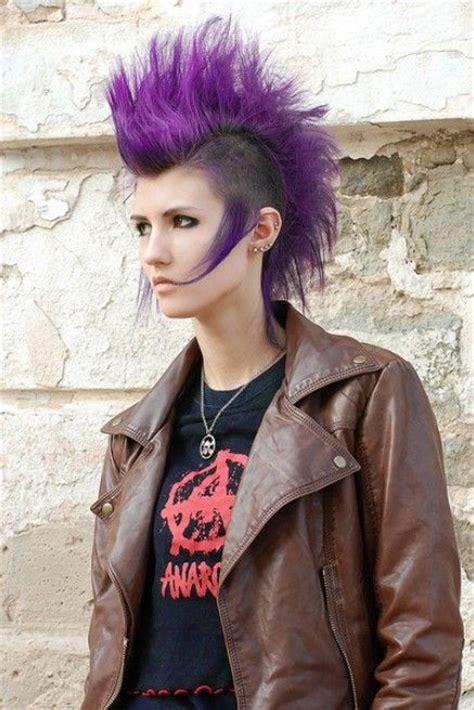 diy goth hairstyles 20 trendy alternative haircuts ideas for women