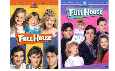 full house season 2 dvd set full house season staffel 2 3 neu ovp ebay