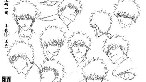 anime character design template www pixshark com