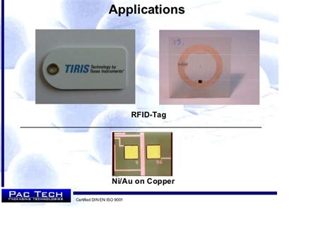 chip cost low cost bumping for rfid chips
