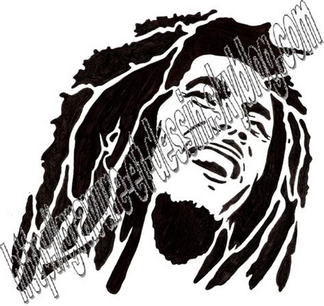 Free Coloring Pages Of Bob Marley Para Dibujar Coloring Bob Marley