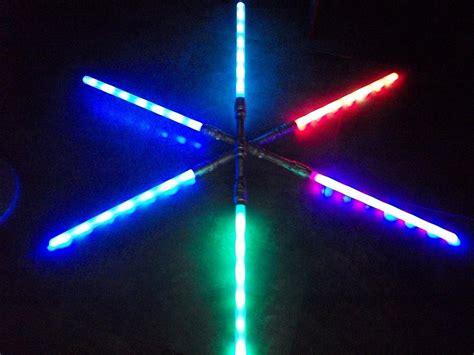 wars color changing lightsaber 1 fx led wars lightsaber light saber sword sound
