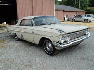Chevrolet Impala Convertible For Sale 1961 Chevrolet Impala For Sale Creston Ohio