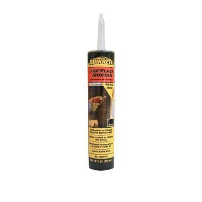Quikrete Fireplace Mortar quikrete 10 oz fireplace repair mortar 862021 the home
