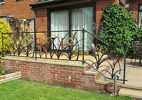 garden gates  railings