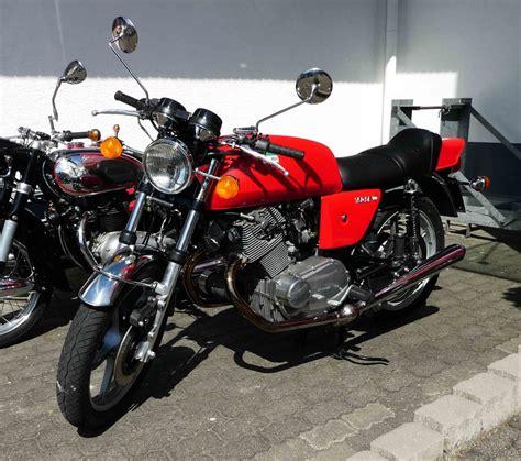 Oldtimer Motorrad Laverda by Laverda Fotos Fahrzeugbilder De