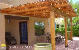 Southwest Style L Shades by Attached Southwest Style Pergola Gardening Southwest Style Shades And Pergolas