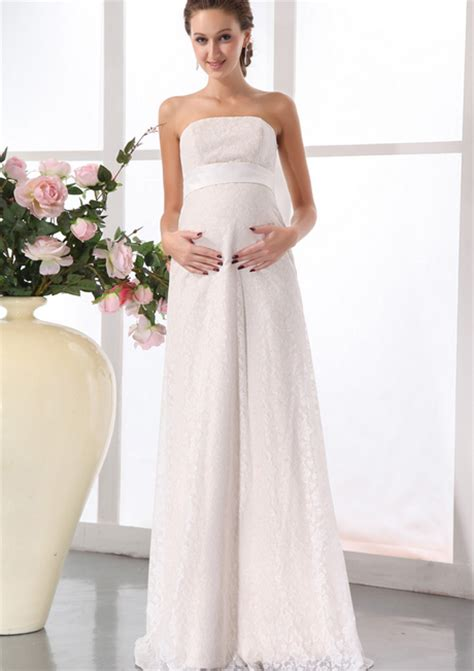 Hochzeitskleid Schwanger by Schwanger Hochzeitskleid