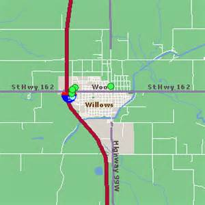 willow california map willows ca pictures posters news and on your