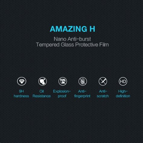 Sony Xperia L1 Nillkin H Tempered Glass Anti Gores Kaca Limited nillkin glass screen protector for sony xperia l1 g3311
