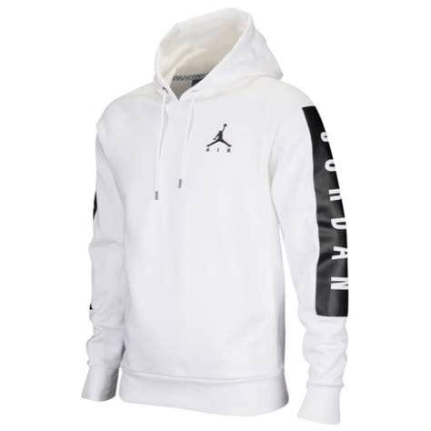 Hoodie Air White jumpman air hoodie s basketball clothing white black