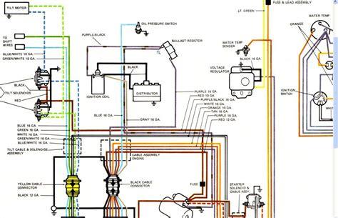 alternator wiring diagram omc co alternator free engine