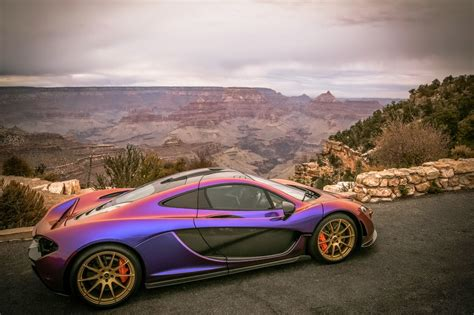 mclaren p1 custom paint mclaren p1 wildest paint grease n gas