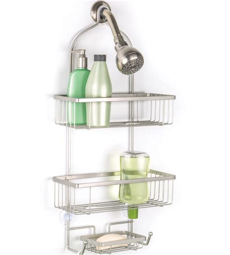 Hanging Bathroom Shower Caddy Hanging Shower Caddy Rockford In Shower Caddies