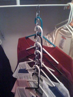 Space Saver Closet Hangers by Space Saving Closet Hangers