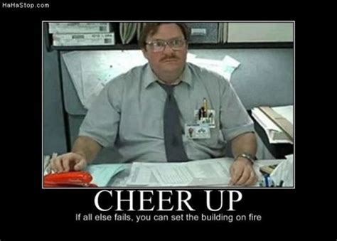 Milton Office Space Meme - milton office space quotes stapler quotesgram
