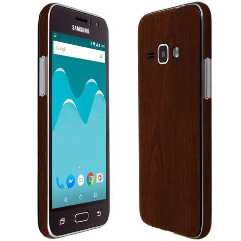 Samsung Galaxy skinomi techskin samsung galaxy j1 2016 wood skin protector