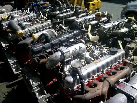Japanese Diesel Engines Exporters Thailand Id 1205396