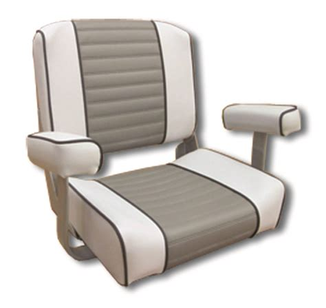 folding boat seat with armrests folding single bentleys