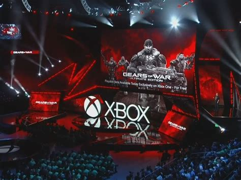 Xbox Gears Of War Launch by Gears Of War Ultimate Edition Xbox One Free Multiplayer