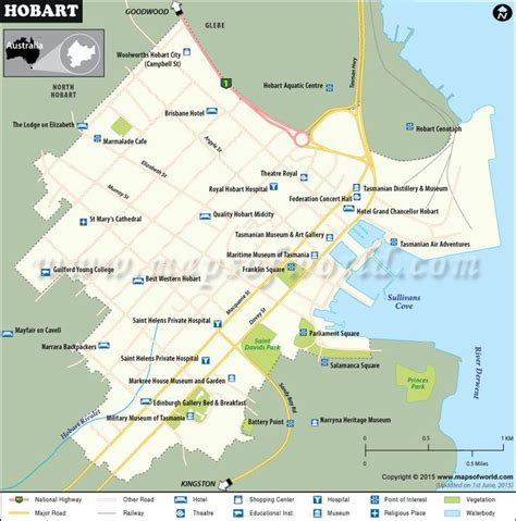 map of hobart city 1000 images about world cities and their maps on