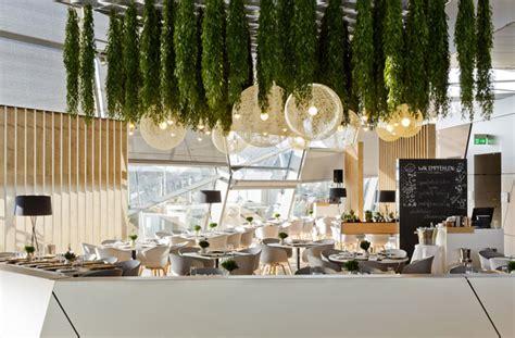 restaurant decor  green spirit interiorzine