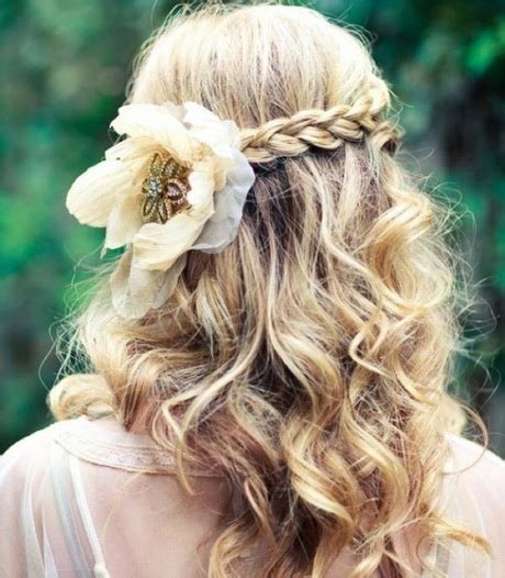 Hairstyles For On Wedding Day by Hairstyle On Wedding Day