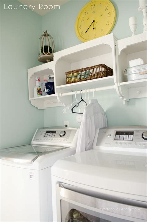 Garage Makeovers by Craftaholics Anonymous 174 Laundry Room Makeover Reveal