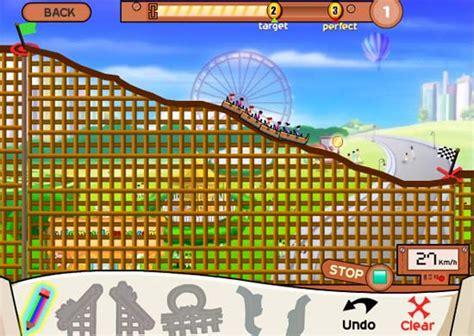 coaster creator rollercoaster creator flash freegameaccess