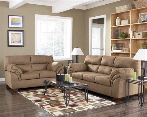 ashley sofa sets jupiter mocha sofa set signature design by ashley furniture