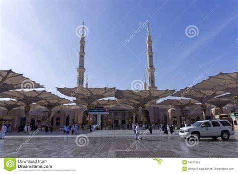 design masjid nabawi al madinah kingdom of saudi arabia feb 17 main entrance